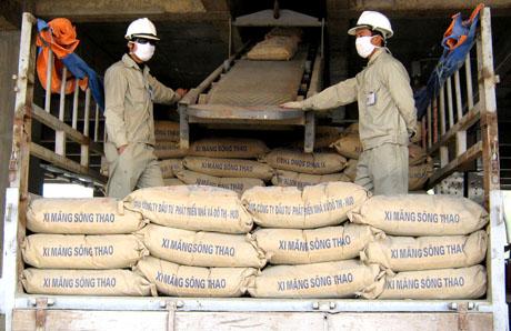 Xi măng Việt Nam tìm kiếm thị trường xuất khẩu