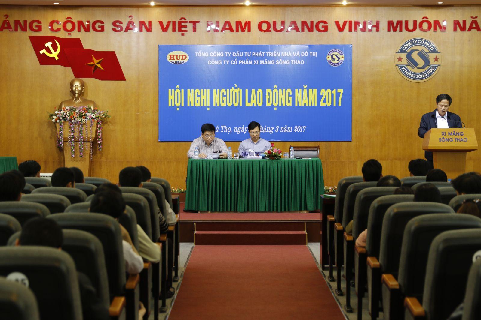 Hội nghị Người lao động năm 2017